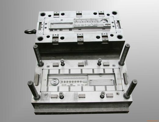 China P20 Steel H13 DME Mold Base Custom Injection Moulding For Automotive Parts supplier