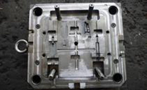 China Precision Single Cavity Injection Moulding Die / Plastic Cold Hot Runner mold supplier