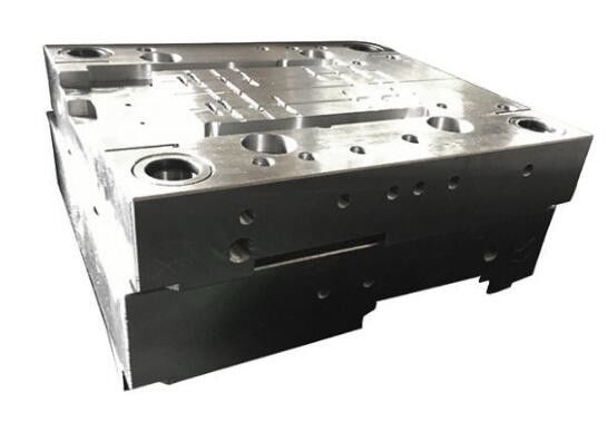 China Steel Injection Mould Base High Precision High Gross With TUV Certificate supplier